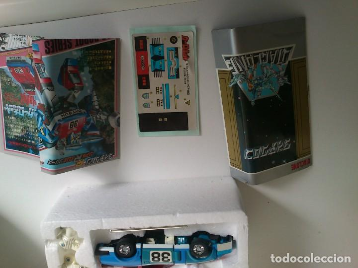 Figuras y Muñecos Transformers: Transformers Diaclone Fairlady Z G1 Vintage Takara 1980 Smokescreen totalmente nuevo sin jugar - Foto 5 - 240655815
