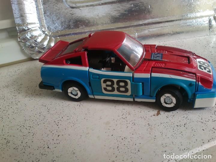 Figuras y Muñecos Transformers: Transformers Diaclone Fairlady Z G1 Vintage Takara 1980 Smokescreen totalmente nuevo sin jugar - Foto 9 - 240655815