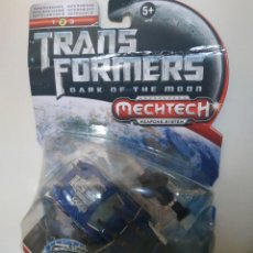 Figuras y Muñecos Transformers: TRANSFORMERS MECHTECH TOPSPIN AUTOBOT ARMOUR DARK OF THE MOON. Lote 241661170