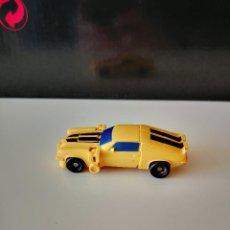 Figuras y Muñecos Transformers: COCHE TRANSFORMERS TAKARA HASBRO BUMBLEGEE CHEVROLET CAMARO AUTOBOT AÑOS 80-90 RARO FIGURA DE ACCION. Lote 241724230
