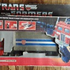 Figuras y Muñecos Transformers: TRANSFORMERS G1 OPTIMUS PRIME (HASBRO 1984) ¡USADO!. Lote 241930740