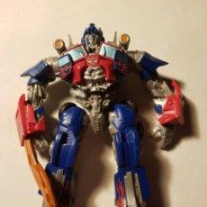 Figuras y Muñecos Transformers: TRANSFORMERS OPTIMUS HASBRO DE 24 CTMS ESTADO BUENO MAS ARTICULOS. Lote 242025960