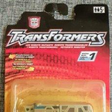 Figuras y Muñecos Transformers: TRANSFORMERS: EN IMPECABLE ESTADO/EMBALADO DE ORIGEN/PRECINTADO/SIN ESTRENAR.. Lote 242130760