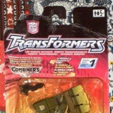 Figuras y Muñecos Transformers: TRANSFORMER: IMPECABLE ESTADO/EMBALADO DE ORIGEN/PRECINTADO/SIN ESTRENAR.. Lote 242131220