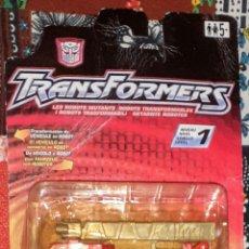 Figuras y Muñecos Transformers: TRANSFORMER: IMPECABLE ESTADO/EMBALADO DE ORIGEN/PRECINTADO/SIN ESTRENAR.. Lote 242131745