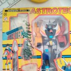 Figuras y Muñecos Transformers: ASTROTEC SHOGUN CAJA ORIGINAL. Lote 242214905
