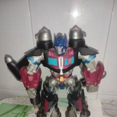 Figuras y Muñecos Transformers: TRANSFORMERS OPTIMUS PRIME. Lote 243153230