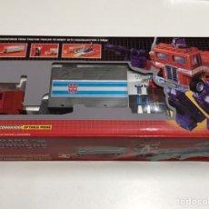 Figuras y Muñecos Transformers: TRANSFORMERS G1 REEDICIÓN OPTIMUS PRIME HASBRO. Lote 243214500
