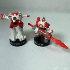 Figuras y Muñecos Transformers: TRANSFORMERS - LOTE 2 FIGURAS SKYBLAST - 20 Y 30 - HASBRO - AÑO 2006. Lote 243634560