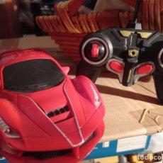 Figuras y Muñecos Transformers: TRANSFORMER COCHE TELEDIRIGIDO. Lote 244451100