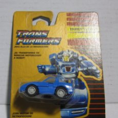 Figuras y Muñecos Transformers: TRANSFORMERS AUTOBOT FRENZY HASBRO NUEVO EN BLISTER !!!. Lote 244480340