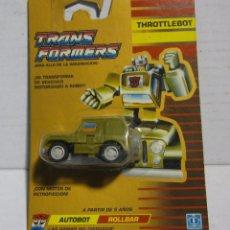 Figuras y Muñecos Transformers: TRANSFORMERS AUTOBOT ROLLBAR HASBRO NUEVO EN BLISTER !!!. Lote 244480845
