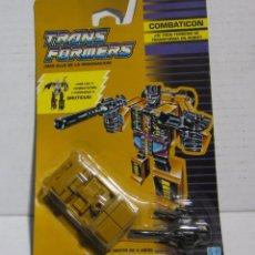 Figuras y Muñecos Transformers: TRANSFORMERS AUTOBOT SWINDLE HASBRO NUEVO EN BLISTER !!!. Lote 244481595