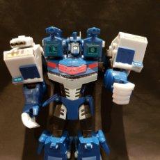 Figuras y Muñecos Transformers: FIGURA TRANSFORMERS ANIMATED ULTRA MAGNUS AUTOBOT HASBRO TOMY. LUCES Y SONIDO. 2007. Lote 244542085
