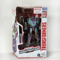 Figuras y Muñecos Transformers: TRANSFORMERS NETFLIX WFC SIEGE: MIRAGE, HASBRO, NUEVO.. Lote 244563255
