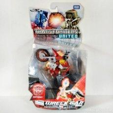 Figuras y Muñecos Transformers: TRANSFORMERS UNITED UN-18 WRECK-GAR (DELUXE) - 2011, NUEVO (TAKARA JAPAN). Lote 244565755