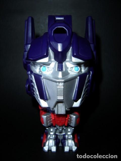 Figuras y Muñecos Transformers: Colección 100% completa película TRANSFORMERS 3 2011 promocional de Burger King - Foto 3 - 245391680
