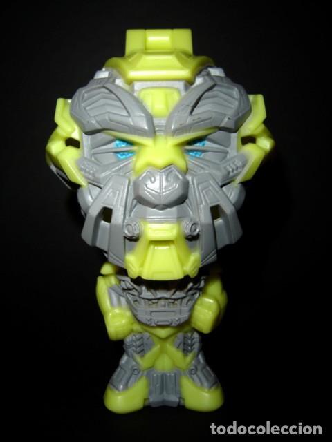 Figuras y Muñecos Transformers: Colección 100% completa película TRANSFORMERS 3 2011 promocional de Burger King - Foto 5 - 245391680