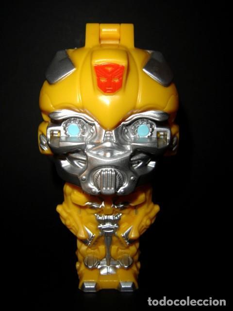 Figuras y Muñecos Transformers: Colección 100% completa película TRANSFORMERS 3 2011 promocional de Burger King - Foto 7 - 245391680