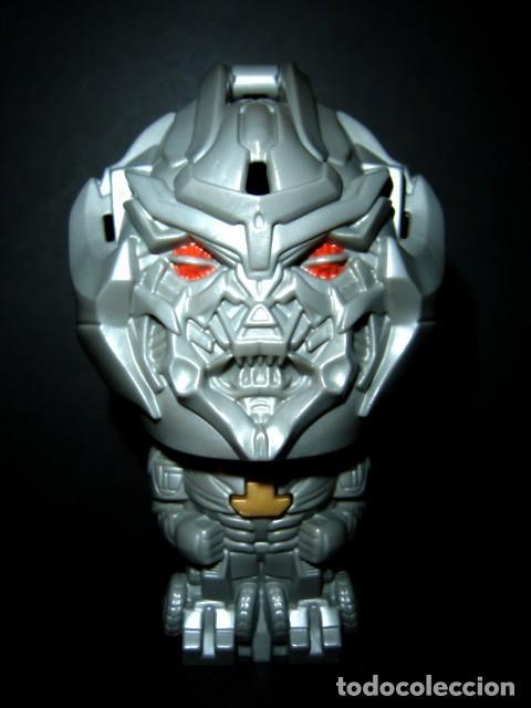 Figuras y Muñecos Transformers: Colección 100% completa película TRANSFORMERS 3 2011 promocional de Burger King - Foto 10 - 245391680