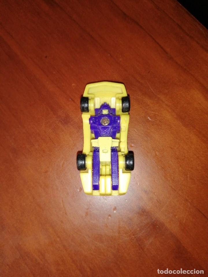 Figuras y Muñecos Transformers: MINI TRANSFORMER HASBRO TAKARA AÑOS 80 - 90 bumblebee - Foto 3 - 248026630