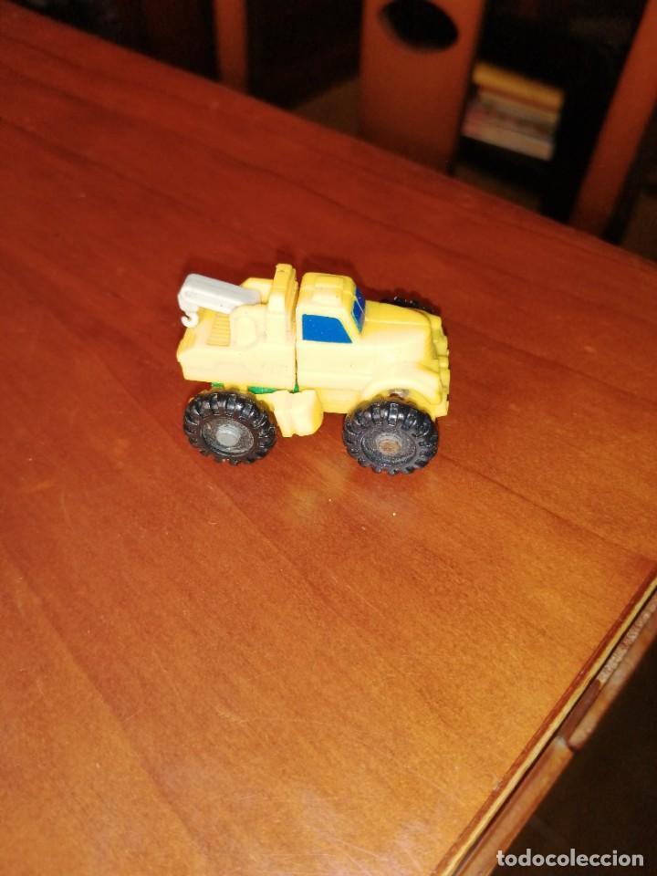 MINI TRANSFORMER HASBRO TAKARA AÑOS 80 - 90 (Juguetes - Figuras de Acción - Transformers)