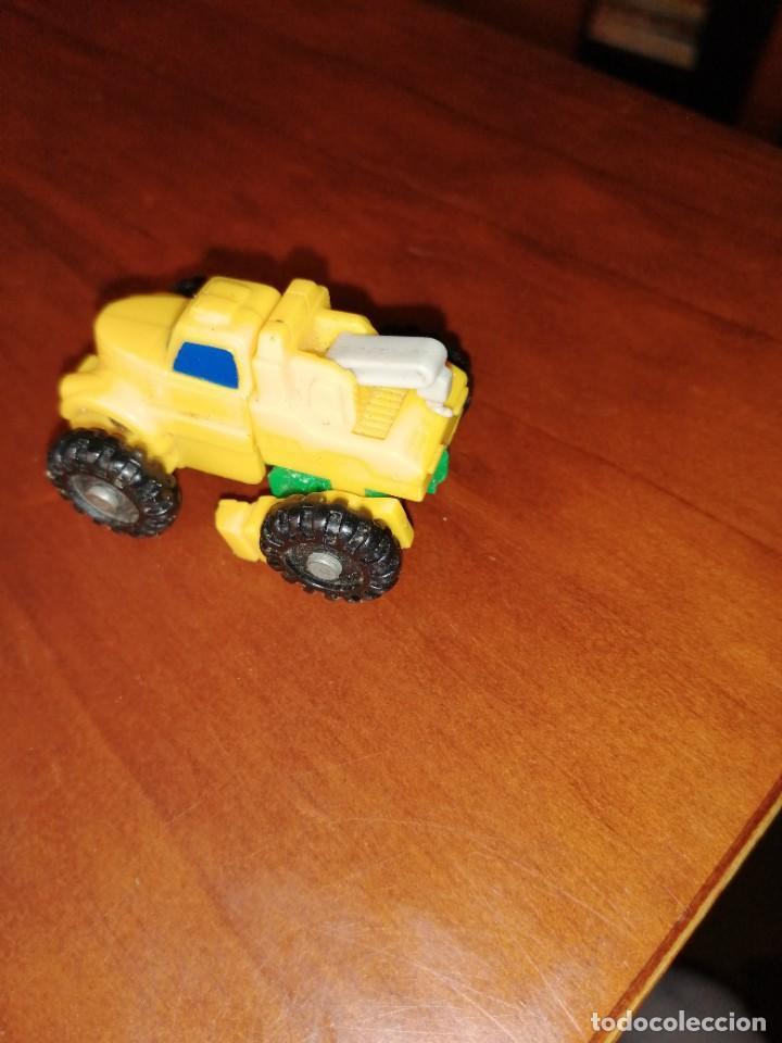 Figuras y Muñecos Transformers: MINI TRANSFORMER HASBRO TAKARA AÑOS 80 - 90 - Foto 3 - 248027130