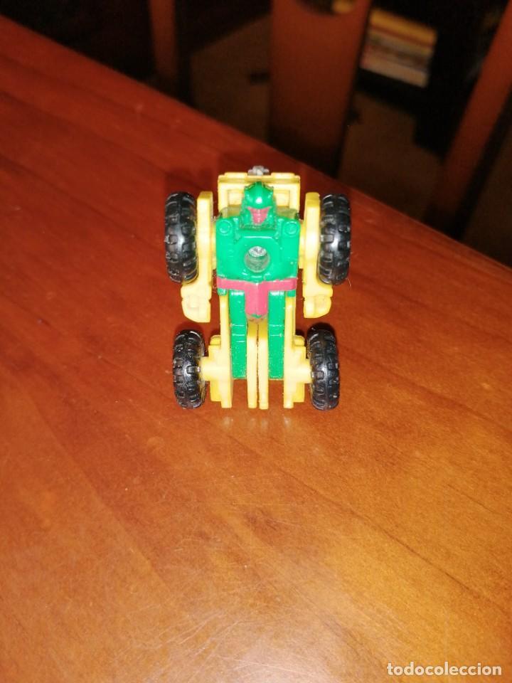 Figuras y Muñecos Transformers: MINI TRANSFORMER HASBRO TAKARA AÑOS 80 - 90 - Foto 4 - 248027130