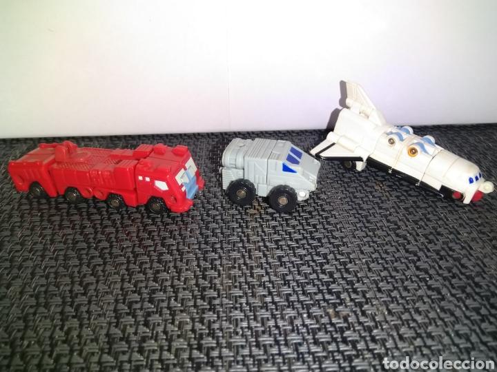 ANTIGUOS TRANSFORMERS (Juguetes - Figuras de Acción - Transformers)
