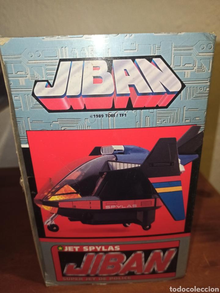 Figuras y Muñecos Transformers: JIBAN JET SPYLAS.1980 NUEVO - Foto 2 - 249388715