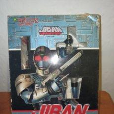 Figuras y Muñecos Transformers: ROBOTS JIBAN DE BANDAI AÑOS 80 NUEVO. Lote 269414553