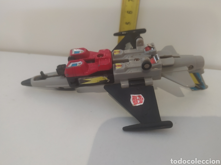 Figuras y Muñecos Transformers: Autobot transformer antiguo - Foto 6 - 252510360