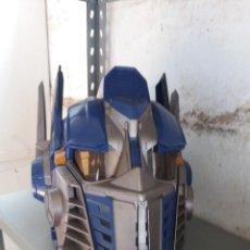Figuras y Muñecos Transformers: CASCO DE TRANSFORMERS CON SONIDO.(GRAN TAMAÑO). Lote 252619585