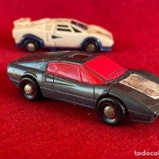 Figuras y Muñecos Transformers: COCHE TRANSFORMERS DECEPTICONS (AUTOBOTS) DE HASBRO 1985. Lote 254049225
