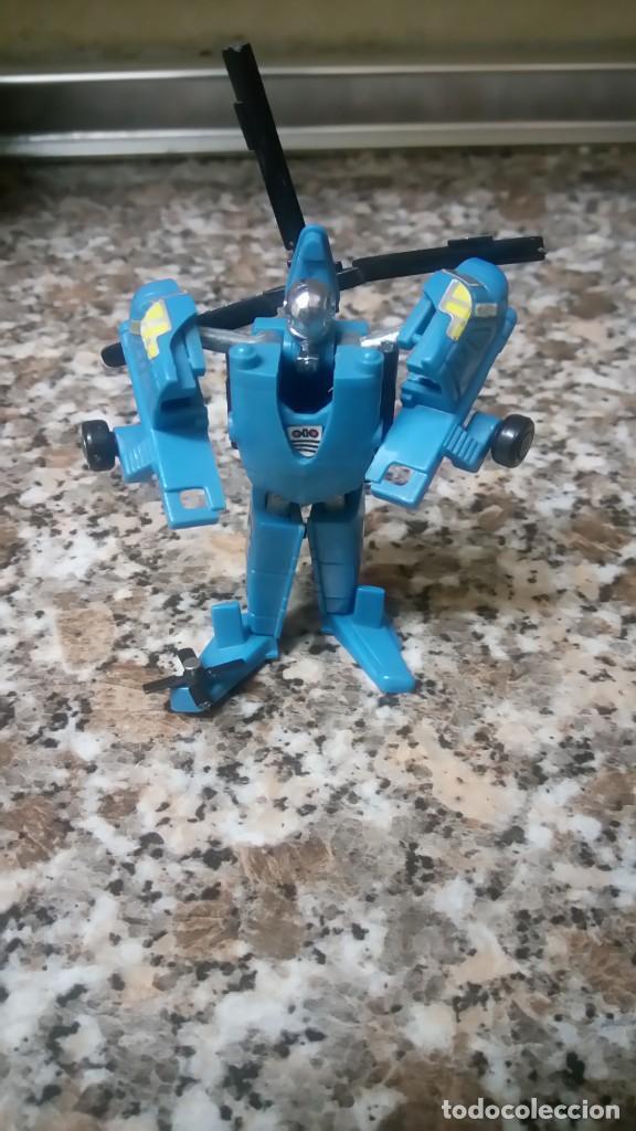 HELICOPTERO MADE IN TAIWAN TRANSFORMER (Juguetes - Figuras de Acción - Transformers)