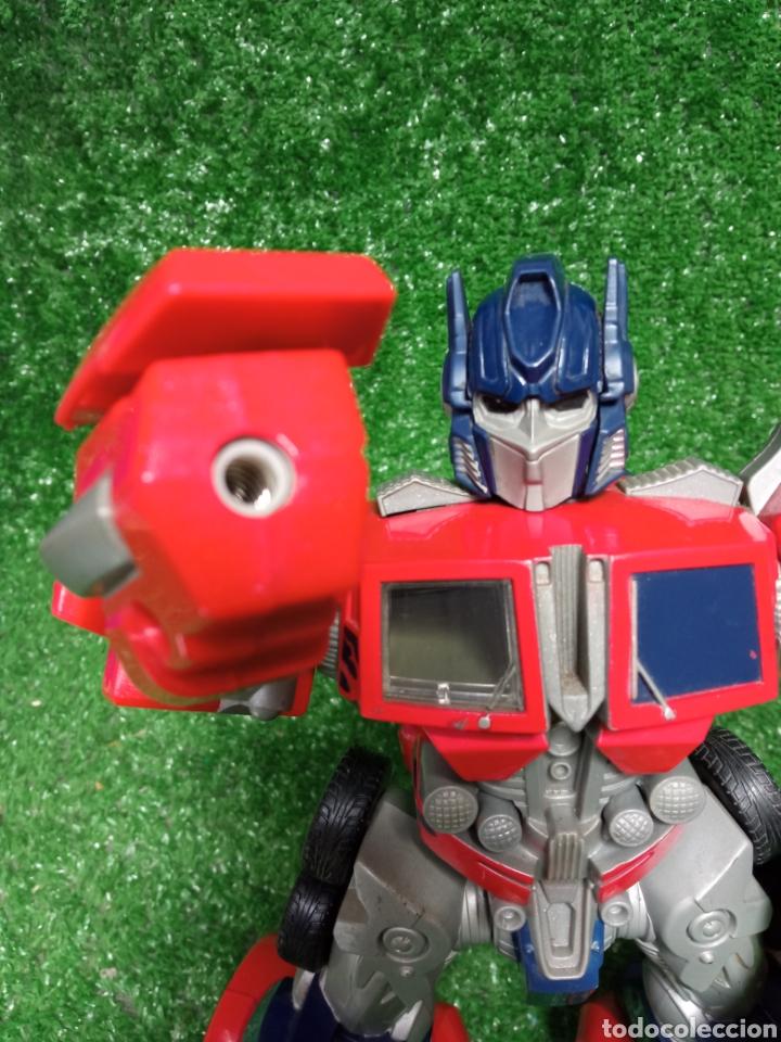 Figuras y Muñecos Transformers: FIGURA TRANSFORMER OPTIMUS PRIME DE HASBRO 28cm - Foto 7 - 254696070