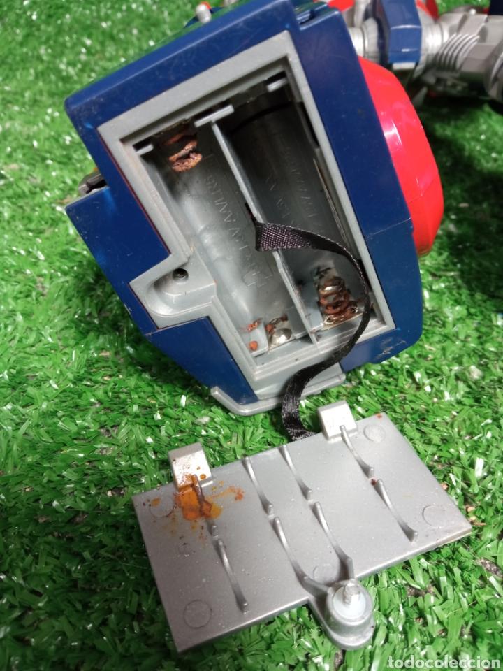 Figuras y Muñecos Transformers: FIGURA TRANSFORMER OPTIMUS PRIME DE HASBRO 28cm - Foto 11 - 254696070