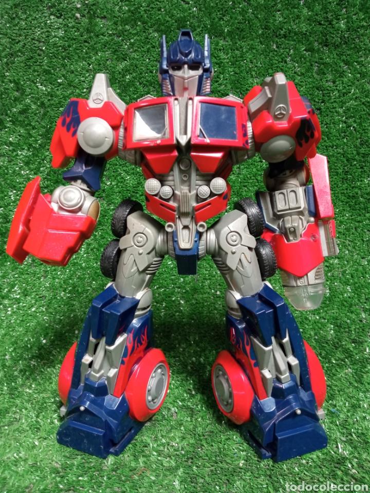 FIGURA TRANSFORMER OPTIMUS PRIME DE HASBRO 28CM (Juguetes - Figuras de Acción - Transformers)