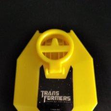 Figuras y Muñecos Transformers: TRANSFORMERS, ACCESORIO LANZA DISCOS. DEL FILM DE 2011.. Lote 256017950