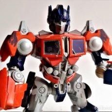 Figure e Bambolotti Transformers: TRANSFORMERS OPTIMUS PRIME HASBRO CON SONIDOS - 29.CM ALTO. Lote 257396245