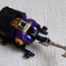 Figure e Bambolotti Transformers: ANTIGUA FIGURA DE ACCIÓN TRANSFORMERS INSECTICONS BOMBSHELL DE HASBRO. Lote 257439690