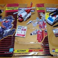 Figure e Bambolotti Transformers: LOTE TRANSFORMERS G1. Lote 257479605
