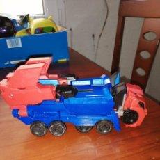 Figuras y Muñecos Transformers: MUÑECO TRANSFORMER OPTIMUS PRIME HASBRO 2016 VIETNAM TOMY. Lote 258146510