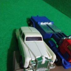 Figure e Bambolotti Transformers: GOBOTS TONKA VINTAGE TUX ROAD RANGER. Lote 258998475
