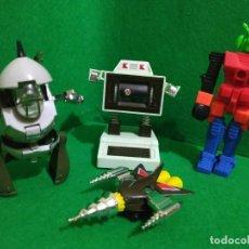 Figuras y Muñecos Transformers: BOOTLEGS PIRATA KO VINTAGE LOTE. Lote 258999560