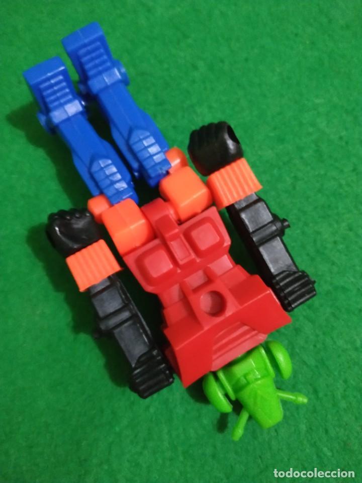 Figuras y Muñecos Transformers: Bootlegs Pirata Ko Vintage Lote - Foto 3 - 258999560