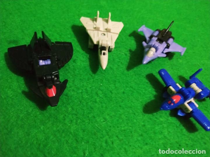 MICROMASTERS HASBRO TAKARA AIR STRIKE PATROL (Juguetes - Figuras de Acción - Transformers)