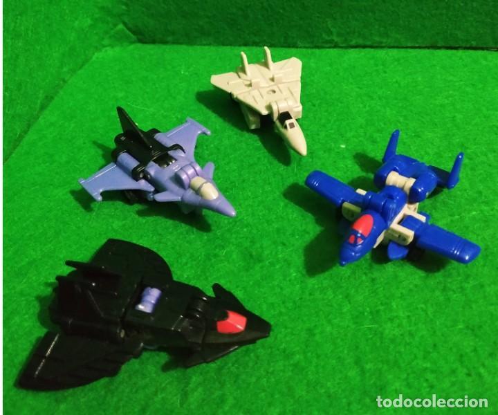 Figuras y Muñecos Transformers: Micromasters Hasbro Takara Air Strike Patrol - Foto 2 - 258999895