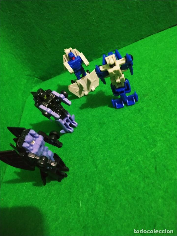 Figuras y Muñecos Transformers: Micromasters Hasbro Takara Air Strike Patrol - Foto 3 - 258999895