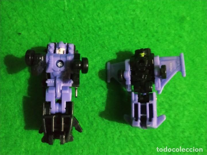 Figuras y Muñecos Transformers: Micromasters Hasbro Takara Air Strike Patrol - Foto 6 - 258999895